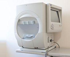 網膜色素変性症の検査方法(2)